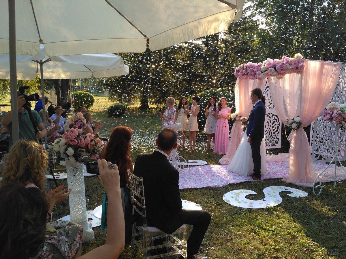 Свадебный Фуршет — Уфа, 12 июня 2016 года